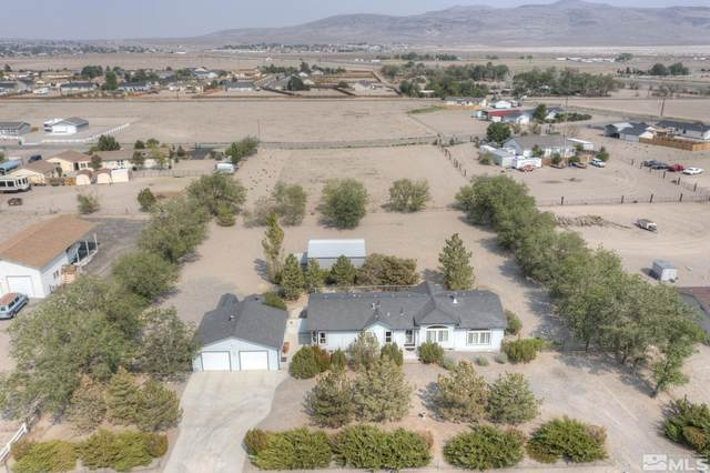 6350 W Empey Drive, Stagecoach, NV 89429 (MLS #210012034) :: NVGemme Real Estate