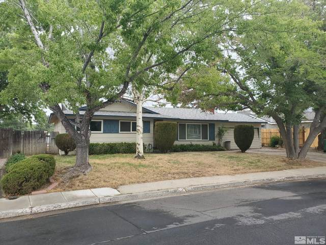 809 Crain, Carson City, NV 89703 (MLS #210012076) :: Colley Goode Group- CG Realty