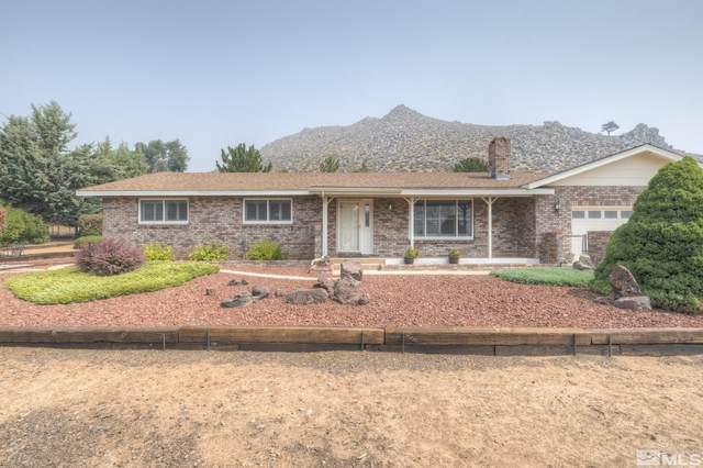90 Conestoga Drive, Carson City, NV 89706 (MLS #210012121) :: NVGemme Real Estate
