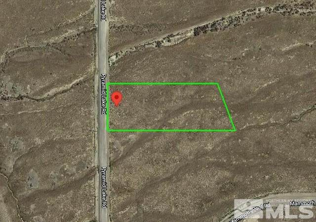 22300 Pyramid Lake Road, Lovelock, NV 89419 (MLS #210012140) :: Chase International Real Estate