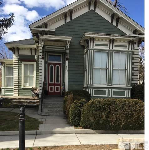 308 N Nevada Street, Carson City, NV 89703 (MLS #210012163) :: Theresa Nelson Real Estate