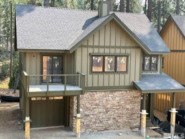 1203 Tahoe Glen Dr #9, Glenbrook, NV 89413 (MLS #210012186) :: NVGemme Real Estate