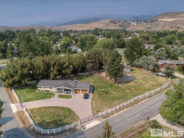 148 Wagon Circle, Reno, NV 89521 (MLS #210012196) :: Colley Goode Group- CG Realty