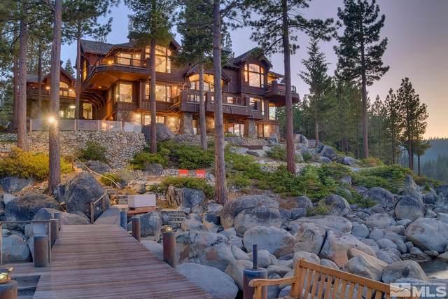8217 Meeks Bay Avenue, South Lake Tahoe, CA 96142 (MLS #210012199) :: The Coons Team
