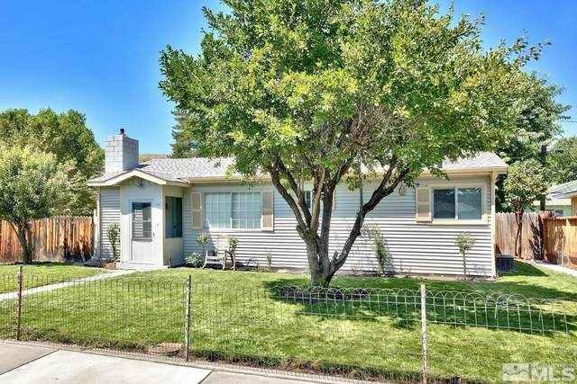 1014 S Division, Carson City, NV 89703 (MLS #210012276) :: Theresa Nelson Real Estate