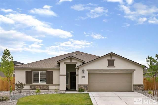 1371 Tule Peak Circle, Carson City, NV 89701 (MLS #210012299) :: Colley Goode Group- CG Realty