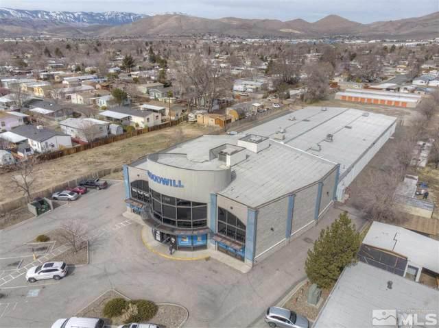 3542 Highway 50 E, Carson City, NV 89701 (MLS #210012322) :: Colley Goode Group- CG Realty