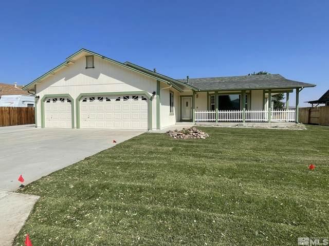 952 Red Falcon, Sparks, NV 89436 (MLS #210012435) :: Vaulet Group Real Estate