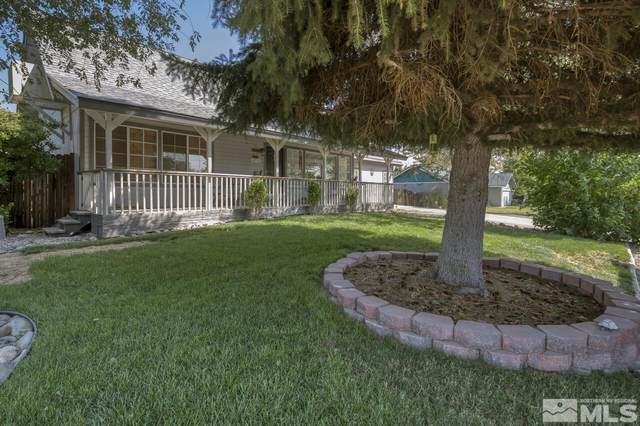 10750 Palm Springs Dr., Sparks, NV 89441 (MLS #210012443) :: Colley Goode Group- CG Realty