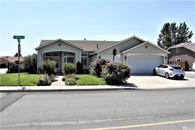 3143 Minino, Sparks, NV 89436 (MLS #210012444) :: Colley Goode Group- CG Realty