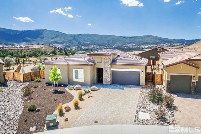 8326 Simsbury Drive, Verdi, NV 89439 (MLS #210012478) :: Vaulet Group Real Estate