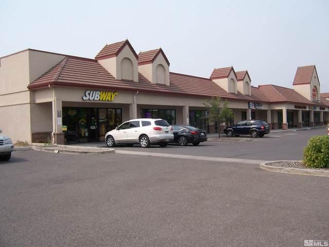 1328 N Highway 395, Gardnerville, NV 89410 (MLS #210012490) :: Chase International Real Estate