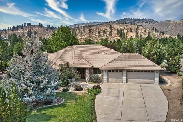 650 Riverdale, Verdi, NV 89439 (MLS #210012502) :: Vaulet Group Real Estate