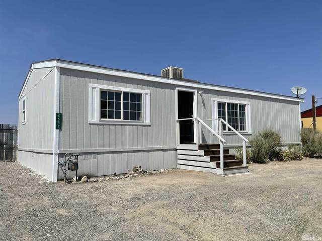 2685 Talapoosa St, Silver Springs, NV 89429 (MLS #210012520) :: Chase International Real Estate
