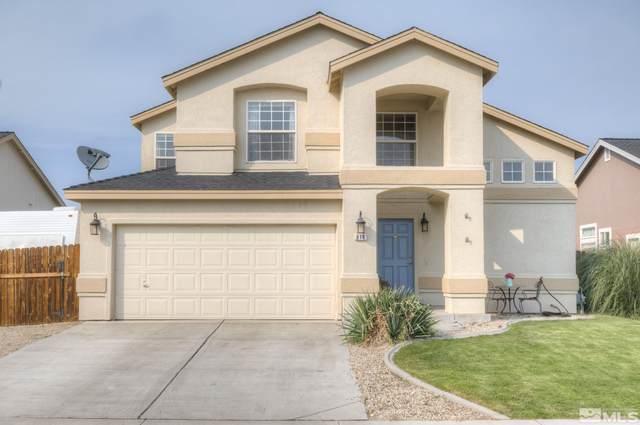614 Westwinds, Dayton, NV 89403 (MLS #210012524) :: NVGemme Real Estate