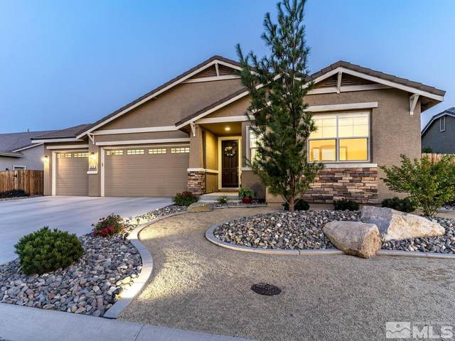 655 St Andrews Drive, Dayton, NV 89403 (MLS #210012556) :: Chase International Real Estate