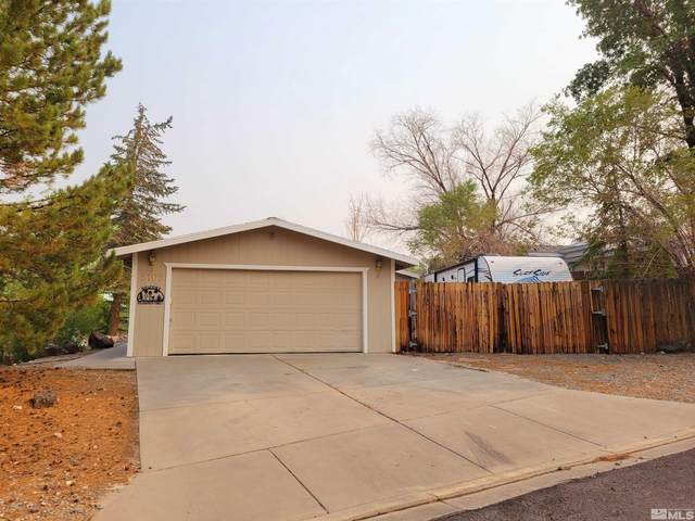5105 Wall Canyon Ct, Sun Valley, NV 89433 (MLS #210012563) :: Chase International Real Estate