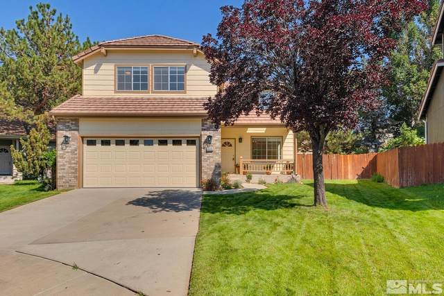 4695 Hydepark Ct, Reno, NV 89502 (MLS #210012586) :: Theresa Nelson Real Estate