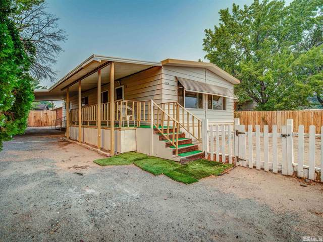 3318 Champion, Carson City, NV 89706 (MLS #210012590) :: Colley Goode Group- CG Realty