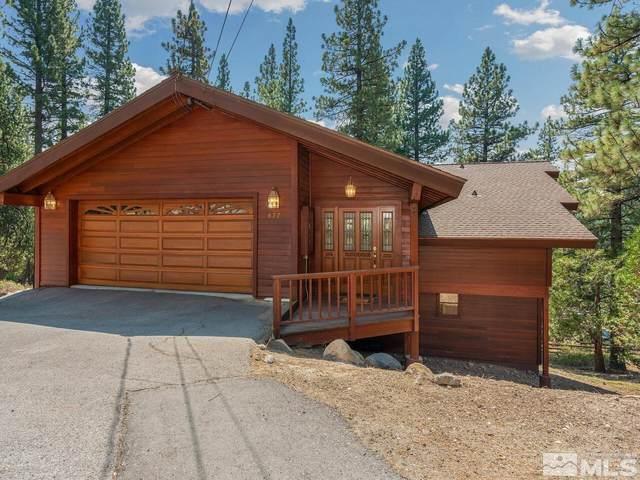 477 1st Green, Incline Village, NV 89451 (MLS #210012650) :: Vaulet Group Real Estate