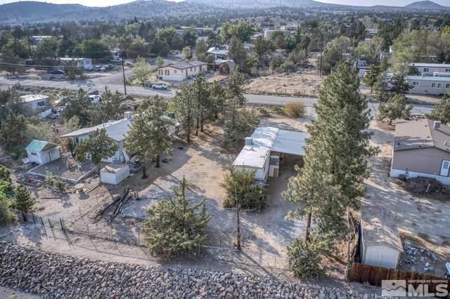 5942 Amargosa, Sun Valley, NV 89433 (MLS #210012669) :: Chase International Real Estate