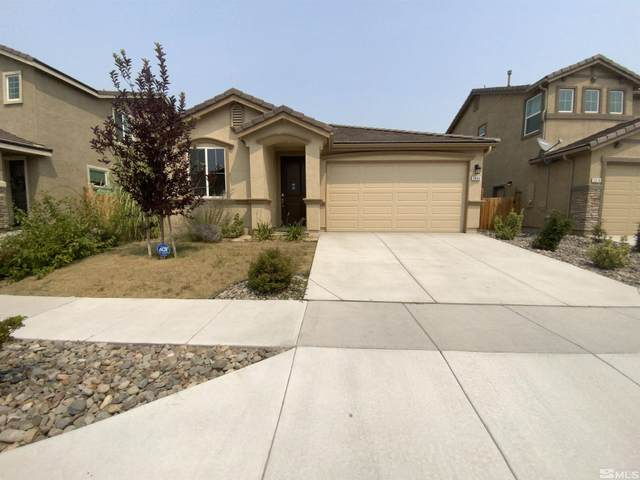 3966 Hazy Swale Way, Sparks, NV 89436 (MLS #210012708) :: Colley Goode Group- CG Realty