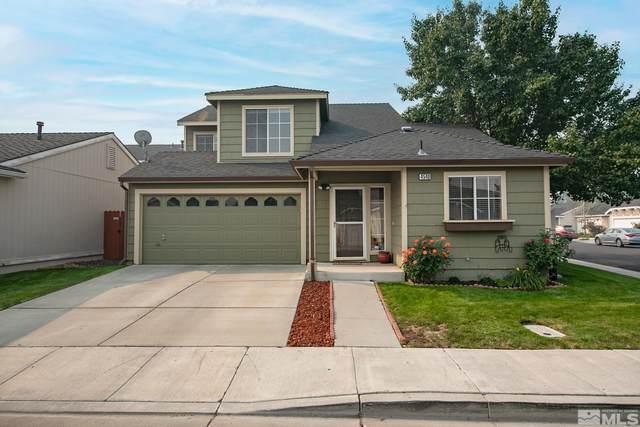 4540 China Rose Cir, Reno, NV 89502 (MLS #210012721) :: Theresa Nelson Real Estate