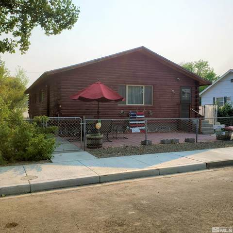 148 E 5th Street, Battle Mountain, NV 89820 (MLS #210012726) :: Chase International Real Estate