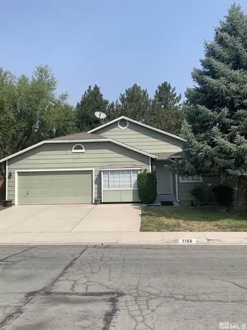 1166 W Bonanza, Carson City, NV 89706 (MLS #210012730) :: Colley Goode Group- CG Realty