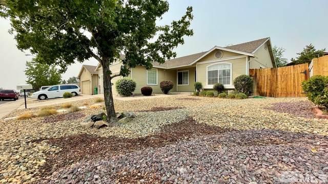 3313 Epic Ave, Reno, NV 89512 (MLS #210012738) :: Chase International Real Estate