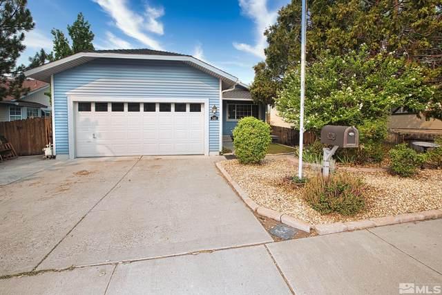 540 Tarn Way, Reno, NV 89503 (MLS #210012761) :: Chase International Real Estate
