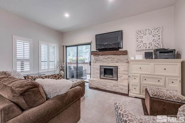 807 Alder Ave. #81, Incline Village, NV 89451 (MLS #210012769) :: Vaulet Group Real Estate