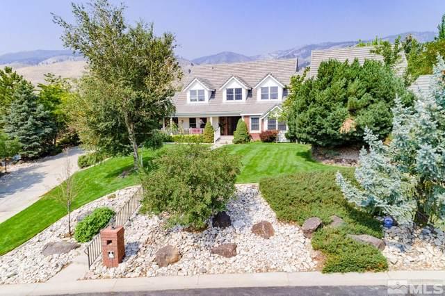 1844 Wellington West, Carson City, NV 89703 (MLS #210012831) :: NVGemme Real Estate