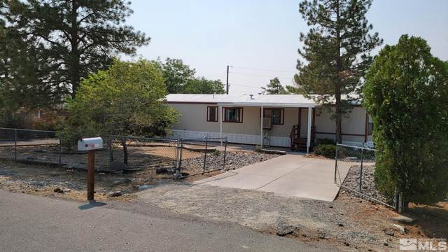 270 Elquist Dr., Sun Valley, NV 89433 (MLS #210012851) :: Chase International Real Estate