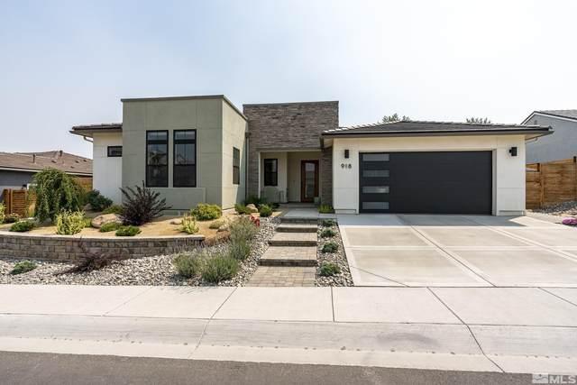 918 Solarium Drive, Reno, NV 89511 (MLS #210012884) :: Colley Goode Group- CG Realty