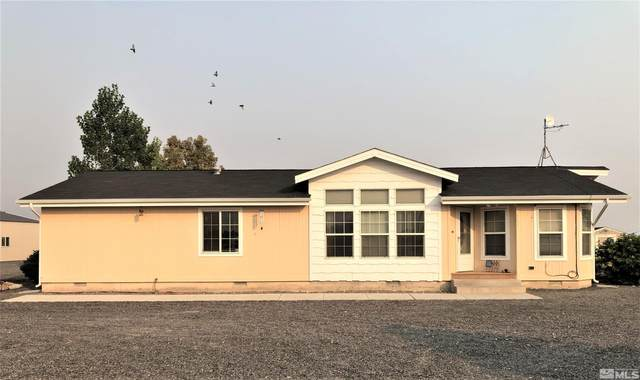 505 Pinion Pine Way, Battle Mountain, NV 89820 (MLS #210012886) :: Chase International Real Estate