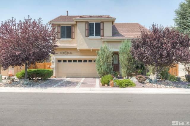 908 Lakeview Dr., Dayton, NV 89403 (MLS #210012895) :: Chase International Real Estate