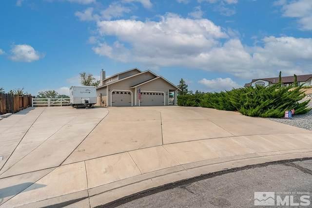 460 Carlene Court, Sparks, NV 89436 (MLS #210012928) :: Vaulet Group Real Estate