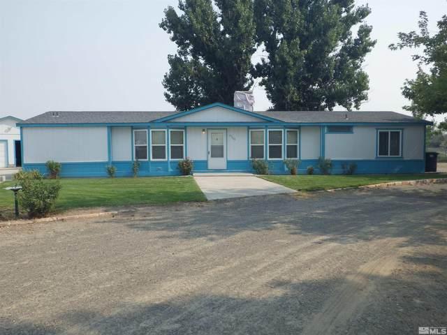 4365 W Thomas Canyon Road, Winnemucca, NV 89445 (MLS #210012950) :: Chase International Real Estate