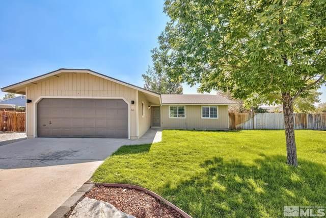 611 Victoria Court, Gardnerville, NV 89460 (MLS #210012956) :: Theresa Nelson Real Estate
