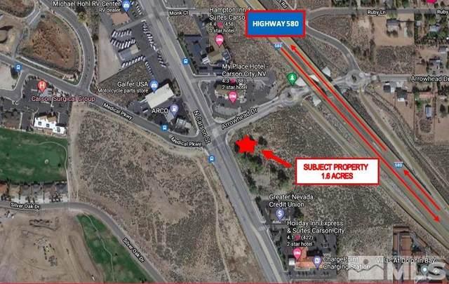 4291 N Carson St, Carson City, NV 89706 (MLS #210012971) :: Vaulet Group Real Estate