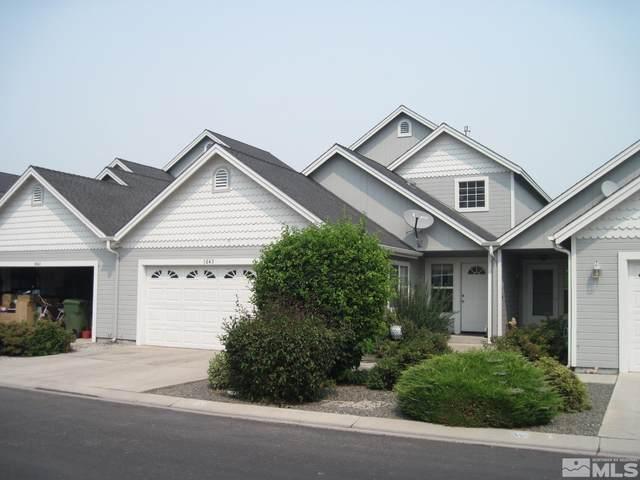 1043 Aspen Grove Cl, Minden, NV 89423 (MLS #210012974) :: Chase International Real Estate