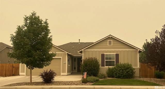 1248 Heybourne Rd., Gardnerville, NV 89411 (MLS #210012995) :: Chase International Real Estate