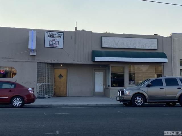 1035 Cornell Ave, Lovelock, NV 89419 (MLS #210013000) :: Chase International Real Estate