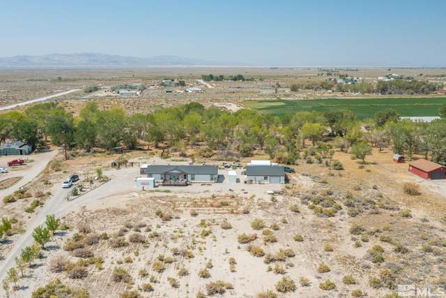 5336 Cody Rd, Fallon, NV 89406 (MLS #210013013) :: Chase International Real Estate