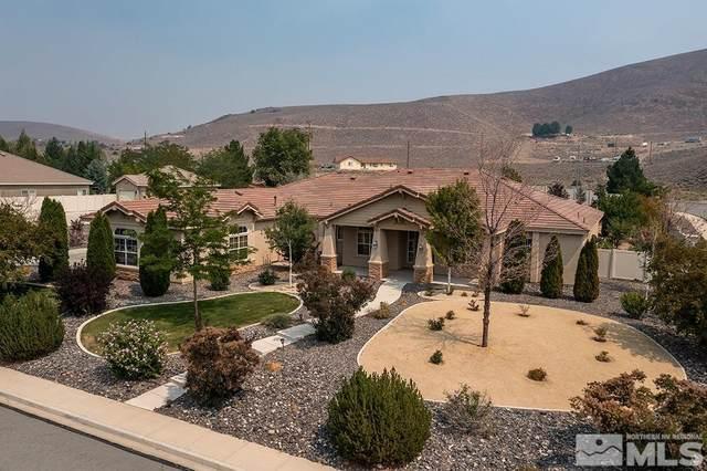 12300 Ocean View, Sparks, NV 89441 (MLS #210013028) :: Vaulet Group Real Estate