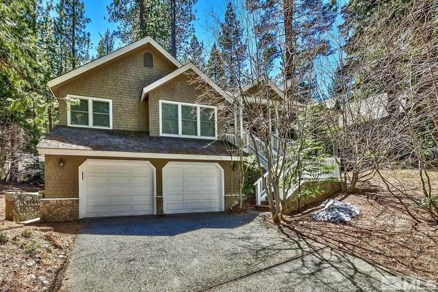 210 S Meadow Road, Glenbrook, NV 89413 (MLS #210013054) :: Vaulet Group Real Estate