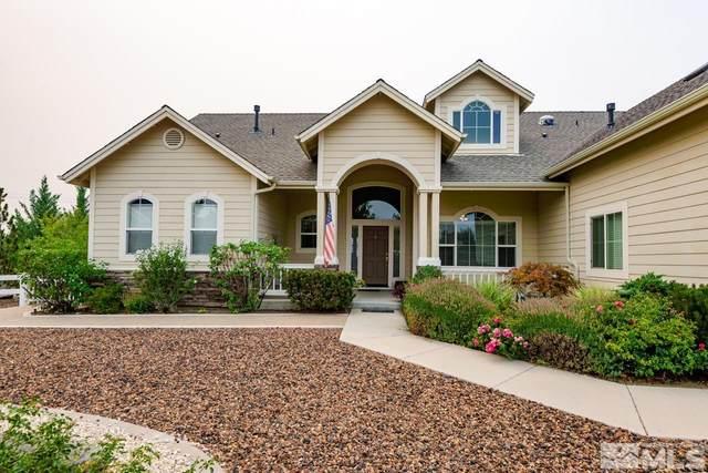 2600 Skyline Dr., Minden, NV 89423 (MLS #210013083) :: NVGemme Real Estate