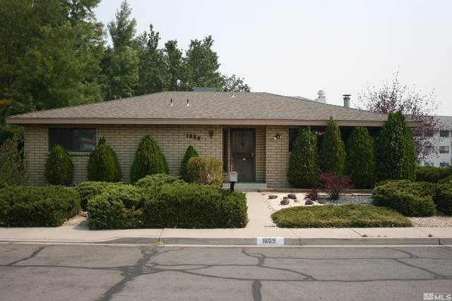 1609 Hamilton Avenue, Carson City, NV 89706 (MLS #210013088) :: Vaulet Group Real Estate