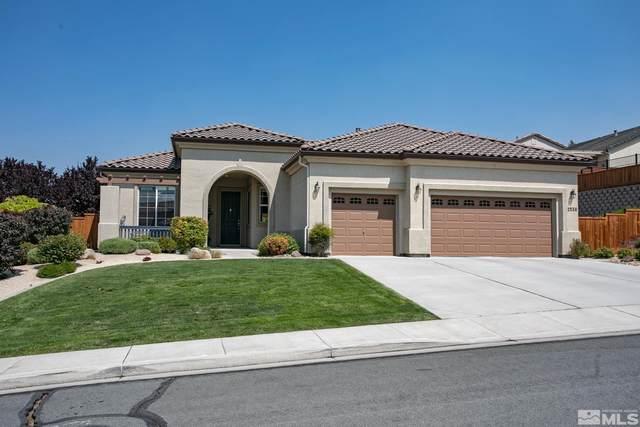 2536 Firenze, Sparks, NV 89434 (MLS #210013099) :: NVGemme Real Estate